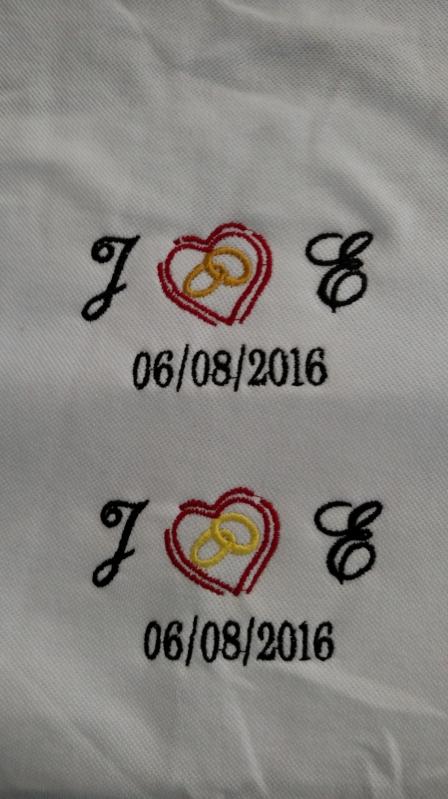 Bordados para Camisas Preço Butantã - Bordados em Camisas