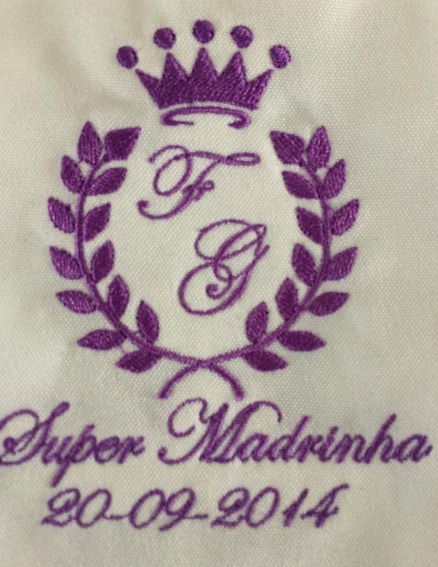 Bordados para Camisas Valor Cidade Jardim - Bordados em Uniformes
