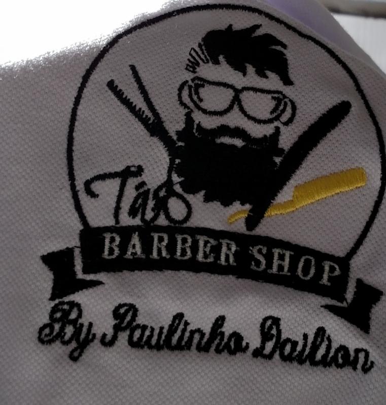 Camisa Personalizada com Bordado do Logotipo Vila Maria - Camisa Personalizada Academia