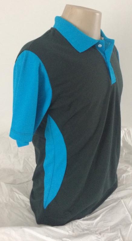 Camisa Personalizada com Logo Ipiranga - Camisa Personalizada com Bordado do Logo