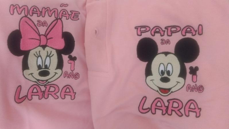Camisas Personalizadas com Logotipo Cidade Patriarca - Camisa Personalizada Atacado