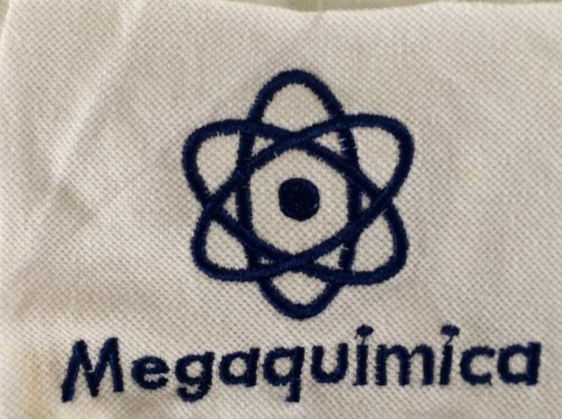 Camiseta Personalizada Logo São Domingos - Camiseta Bordada
