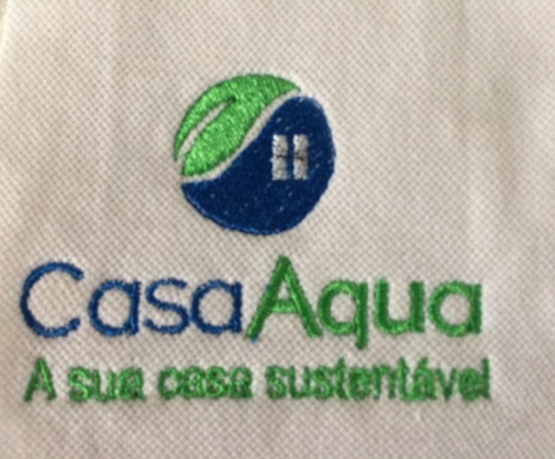 Camisetas Personalizadas Atacado Jardim Paulistano - Camiseta Bordada Logotipo