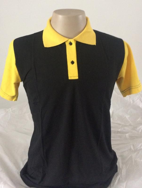 Camisetas Polo Personalizadas Rio Pequeno - Camisetas Polo Feminina para Uniforme