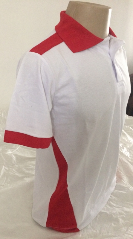Camisetas Polo Promocional Butantã - Camisa Polo com Bordado