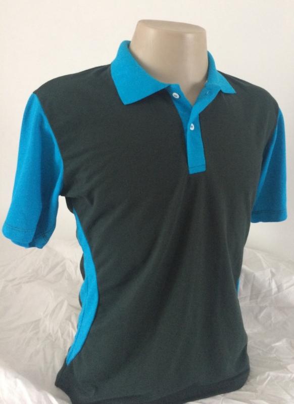 Onde Encontro Camisa Polo Bordada Parelheiros - Camisetas Polo Promocional