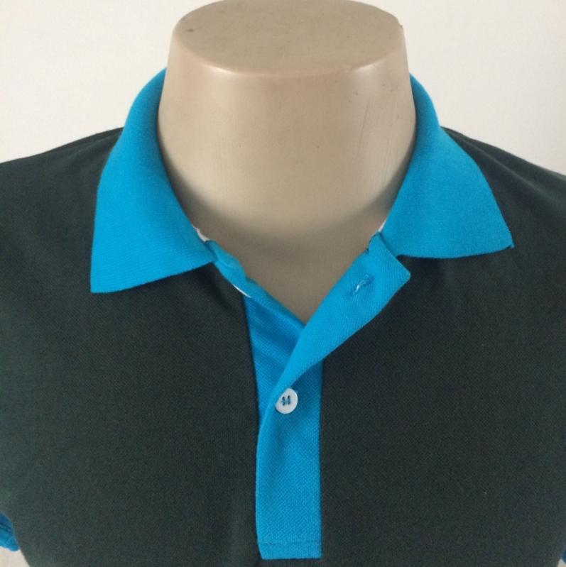 Onde Encontro Camisa Polo com Bordado Jardim América - Modelos de Camisetas Polo
