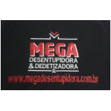 bordar logotipo camisa preço Vila Esperança