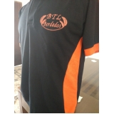 camisa personalizada logo São Domingos