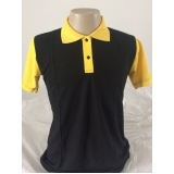 camisa polo masculina bordada Brooklin