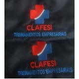 camisas polo bordadas personalizadas Alto de Pinheiros