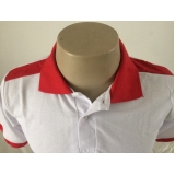 camiseta branca bordada preço Campo Grande
