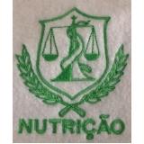 logotipo farmácia bordado preço São Miguel Paulista