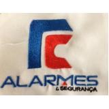 onde encontro bordar logotipo em camiseta Santos