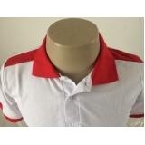 onde encontro camisa personalizada com bordado do logo Sacomã