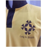 onde encontro camisa personalizada com logo Vila Guilherme