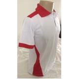 onde encontro confecção de camisas polo bordadas Parque São Lucas