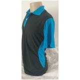 uniformes camisetas bordadas preço Água Branca
